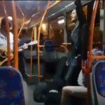 Video: Muzică live în transportul nocturn din Chișinău