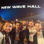 """Formația Brio Sonores au cântat la primul concert Novaia Volna 2016 piesa """"All for love"""""""