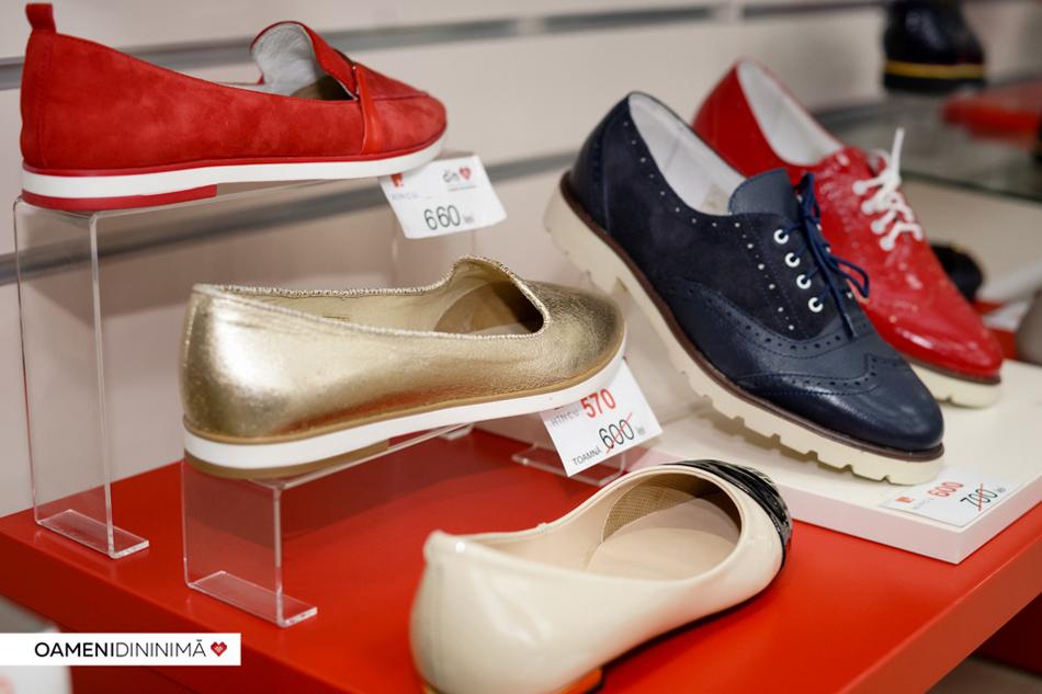 bb4fca757984 Стелла Цымбалист, управляющая обувной фабрикой HÎNCU  тенденция ...
