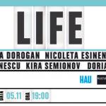 Spectacol «LIFE» la Teatru-spălătorie