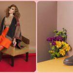 Лукбук осенней коллекции Olsa Shoes
