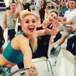 Молдаванка Олеся Неспяк покорила жюри «Танцев»
