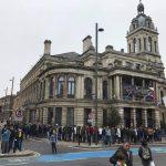 Фото дня: очередь голосующих граждан Молдовы в Лондоне