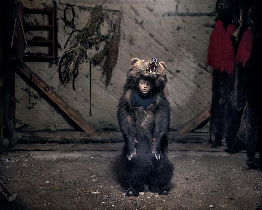 Ciprian the Bear Dancer (Sălătruc), 2013