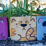 Chisinau is ME: Скучные бетонные клумбы в Кишиневе превратили в забавных животных