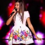 Видео: Молдаванка покорила жюри украинского шоу «Голос. Дети»