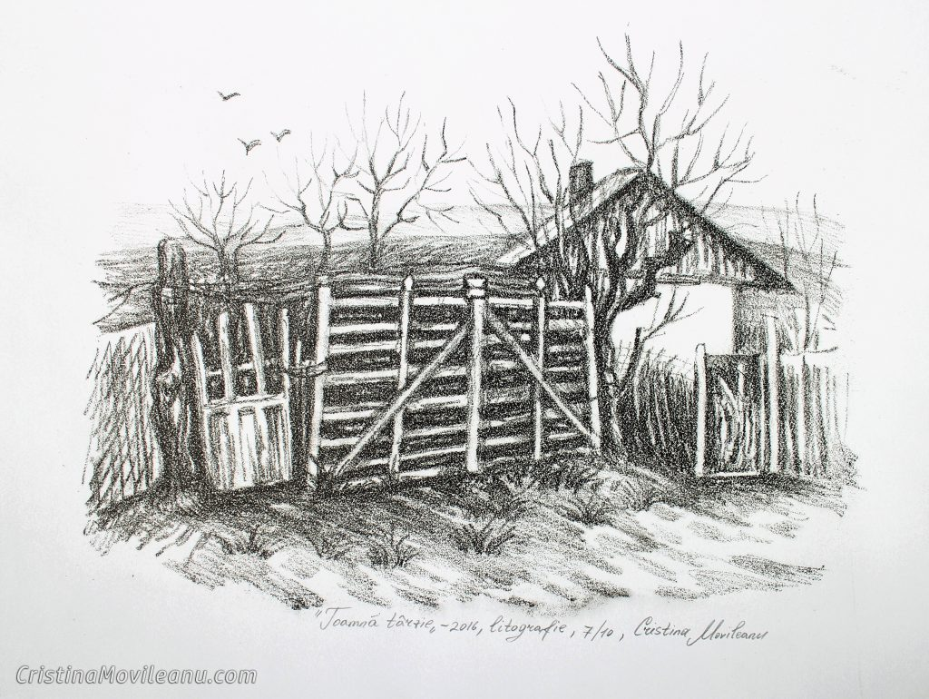 cristina-movileanu-toamna-tarzie-2016-litografie
