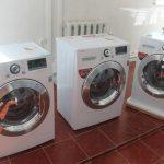 Spitalul Raional Orhei a obținut o donație de trei mașini de spălat performante
