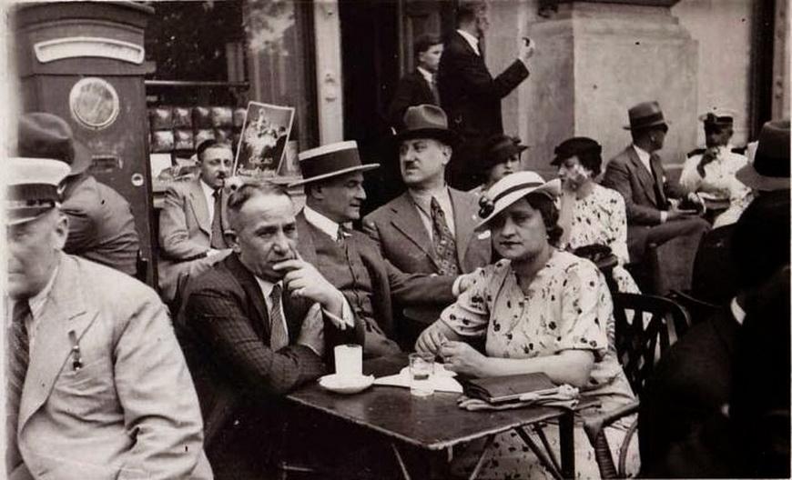 Кондитерская Замфиреску, 1930-ые гг.