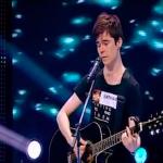 18-летний молдаванин, певец из перехода, Cătălin Caragea покорил жюри X Factor