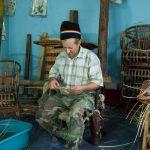 Константин Олтяну, хранитель умирающей традиции — плетение корзин
