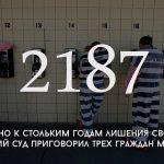 Цифра дня: на сколько граждане Молдовы попадут в тюрьму в Турции