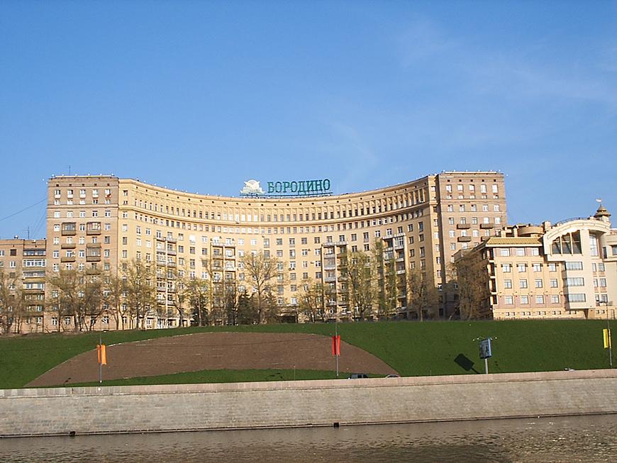 Дом на Ростовской набережной