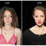 Утро вечера краше? Бельгийский фотограф сравнила утренние и вечерние портреты людей