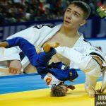 Дзюдоист Денис Виеру завоевал золото в на Чемпионате Европы U23