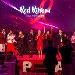 Итоги благотворительного вечера «Red Ribbon Gala Awards 2016»