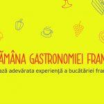 Ce gătim la cină — o nouă rețetă din cadrul Săptămânii Gastronomiei Franceze