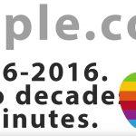 Видео: Эволюция дизайна сайта Apple за 20 лет