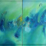 В Женеве открылась выставка молдавского художника Чезара Секриеру