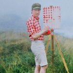На пленэре: паттерн рубашки вместо пейзажа в серии немецких художников