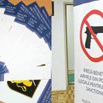 Cetățenii sunt îndemnați să predea benevol armele deținute ilegal