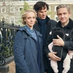 У Ватсона из «Шерлока» родилась дочь. Ее имя объявили в настоящей газете