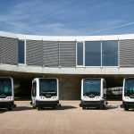 Всё само: В следующем году в Таллине будут ездить микроавтобусы на автопилоте