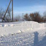 Дороги на юге Молдовы расчищают от снега