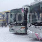 В Румынии застрял автобус с гражданами Молдовы