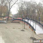 На пешеходной улице в Кишиневе предлагают построить мост