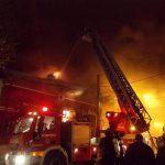 В Бухаресте сгорел ночной клуб Bamboo, 44 пострадавших