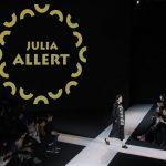 Местный бренд Julia Allert был представлен на неделе моды в Китае