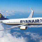 Ryanair предлагает 500 тысяч билетов по цене от 15 евро