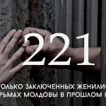 Цифра дня: число браков, зарегистрированных в тюрьмах