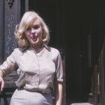Опубликованы ранее неизвестные кадры с беременной Мэрилин Монро