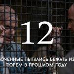Цифра дня: сколько раз заключённые пытались бежать из тюрем Молдовы