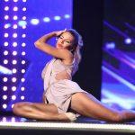Dans grațios și senzual de la moldoveanca Vladlena Țugulschi, la Românii Au Talent
