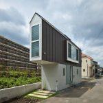 В Японии построили самый узкий дом, который внутри шире, чем кажется