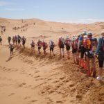 Бегун из Молдовы будет участвовать в марафоне по пустыне Сахара