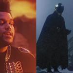 Новое видео: The Weeknd и Daft Punk «I Feel It Coming»