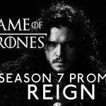 Создатели сериала «Игры престолов» назвали дату выхода седьмого сезона