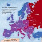 В Молдове проживает больше женщин, чем мужчин