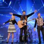 Orchestra Tharmis a adus veselia și buna dispoziție la Românii Au Talent