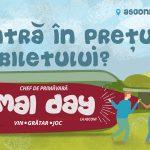 Что включено в стоимость билета на первый пикник весны Mai Day?