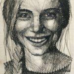 LOCAL ARTIST: Nicoleta Vacaru — string art