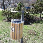 В кишиневских парках заменят урны и покрасят скамейки