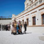 В замке Мими прошла церемония освящения
