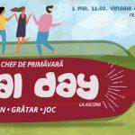 Опубликована программа и карта мероприятий первого пикника весны Mai Day