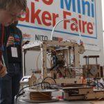 Технологический фестиваль Chișinău Mini Maker Faire объявил о приеме заявок на участие от мейкеров