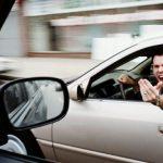 В Молдове водителей будут штрафовать за агрессивное поведение на дороге